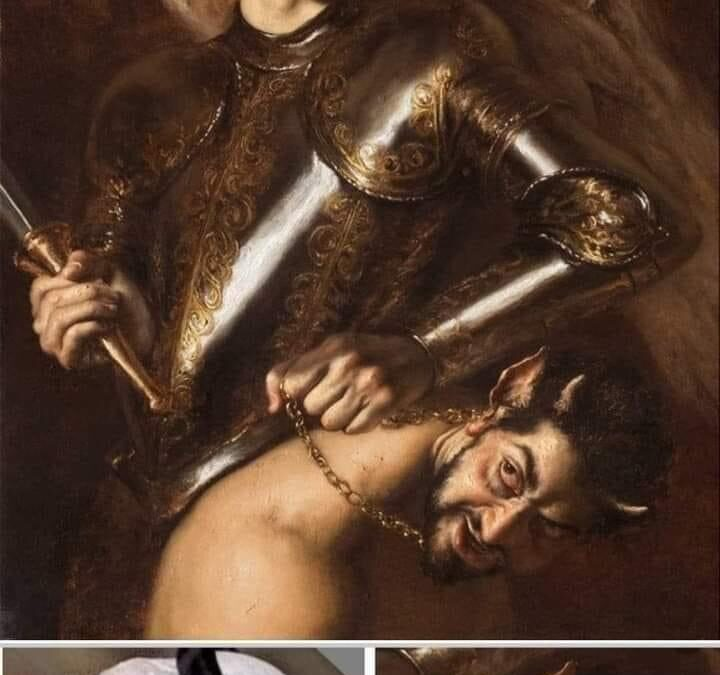 الإمارات العربية تعبر عن إحتجاجها على نشر لوحة فنية للرسام الإيطالي برونو